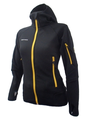 Shiva Pro stretch hoodie with pockets