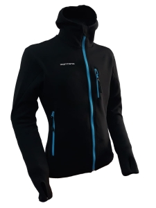 Cortina Pro stretch hoodie with pockets